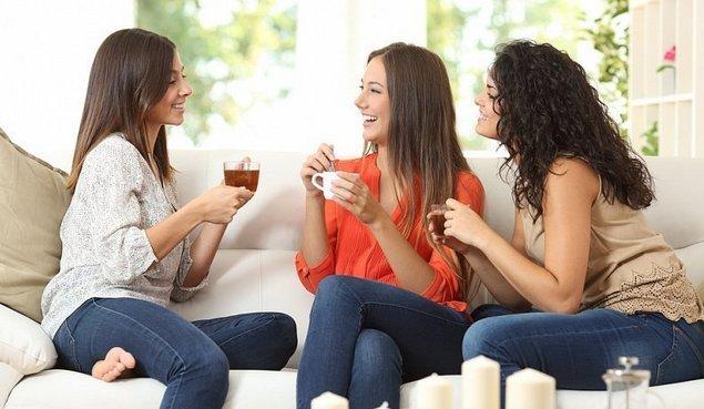 Разговоры с подругами